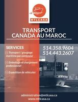 Container montreal casa transport