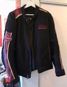 Men's Springfield Mesh Jacket - Black by Indian Motorcycle