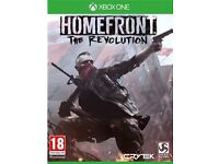 Homefront revolution on both ps4 and xbox one