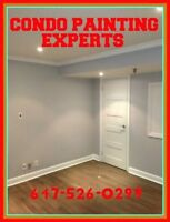 CONDO PAINTING EXPERTS – FAST, QUALITY, AFFORDABLE