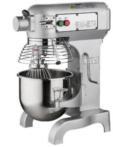 Brand new 20 Quart dough Mixer ( Gear driven )