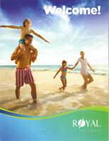 ROYAL VACATIONS POINTS FOR SALE
