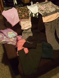 Girls size 10/12 lot