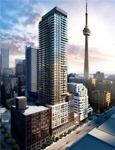 Spectacular 1 + Den Condo With South Exposure At Peter St