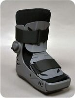 SPRINT AIR CAST BOOT AIR LOW TOP ANKLE WALKER! LIKE NEW!!