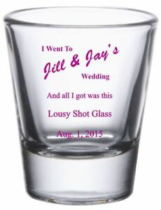 Shot Glasses For Your Wedding London Ontario image 5