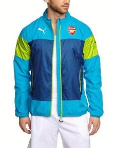 Arsenal FC  PUMA JACKET SIZE XL NEW