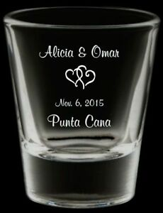 Shot Glasses For Your Wedding London Ontario image 4