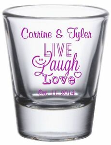 Shot Glasses For Your Wedding London Ontario image 3