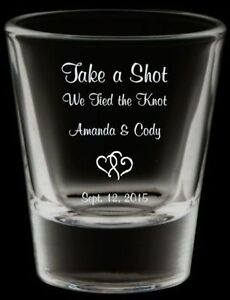 Shot Glasses For Your Wedding London Ontario image 7