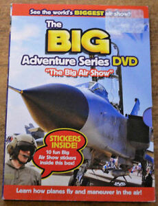 The big adventure series the big air show - DVD St. John's Newfoundland image 1