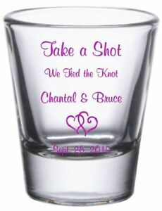 Shot Glasses For Your Wedding London Ontario image 8