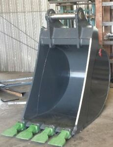 BACKHOE BUCKETS - CANADIAN BUILT - ALL SIZES AVAILABLE