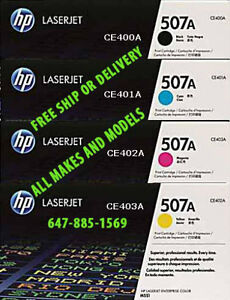 INK AND TONERS HP Brother Canon 647.885.1569 Stouffville local
