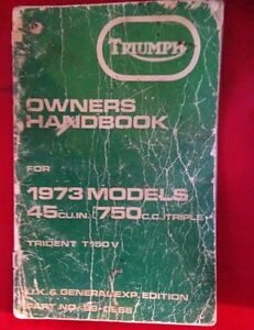 Triumph T150 V Replacement parts Catalogue Prince George British Columbia image 2
