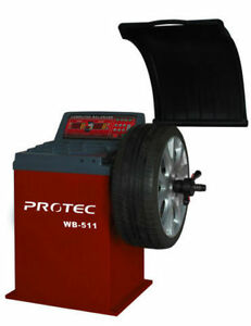 WHEEL BALANCER / TIRE BALANCER / TIRE MACHINE - CLENTEC