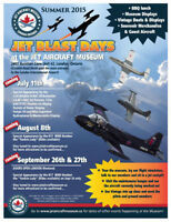 JULY 11: JET BLAST DAY AT JET AIRCRAFT MUSEUM