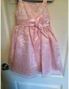 Toddler Pink Dress