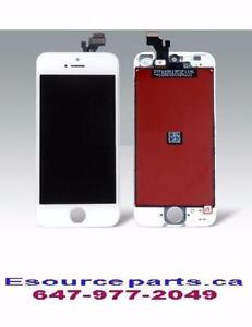 iPHONE 5 / 5C / 5S / SE REPLACEMENT LCD SCREEN- $22.99