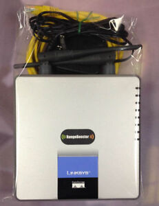 Linksys Wireless G / Wired Router model WTR54GR St. John's Newfoundland image 1