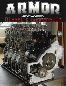 CUMMINS REBUILT 5.9/6.7 ENGINES