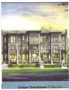 *Assignment Sale* Brand New 2-Storey Townhouse @ Brock / Hwy 2