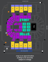 2 Kevin Hart tickets awesome seats!