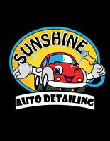 Sunshine Auto Detailing - MOBILE SERVICE - GOLD PACKAGE $80-90