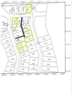 7 Building Lots in Exceptional Barriere Subdivision