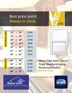 **Big Window Sale!! on Reim's Allsco V-Series!!*