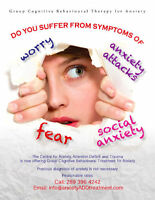 **NEW** Anxiety Treatment Group in Hamilton!