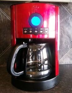 Connoisseur 12-Cup Coffee Maker