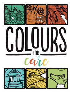 Colours for Care - Colouring Book In Support of IWK!