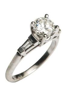 """Timeless perfection"",1.15 carat brilliant cut diamond solitaire"