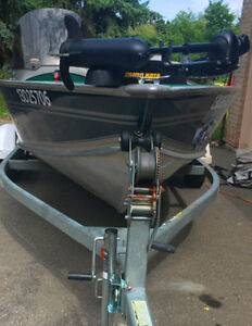 2006 lund rebel ss with 2010 yamaha 60 hp four storke