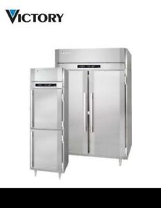 Victory Refrigeration Reach In Coolers/ Freezers for CHEAP