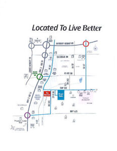 ☎️✅EDMONTON PRIVATE LOTS - GREAT LOCATION & EASY ACCESS