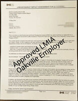 LMIA Caregiver assistance