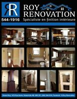 PEINTURE ET RENOVATIONS / PAINTING AND RENOVATIONS