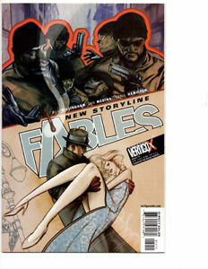 FABLES #12-150 VERTIGO + CROSSOVER 1-9 + LAST CASTLE + FAIREST +