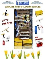 Professional complete Window Care on Sale!