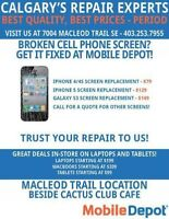 Samsung Glass Repair $49.00 Same Day Service! All Cell Repairs.