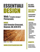 Seeking New Clients (Graphic Design, Web, Photography)