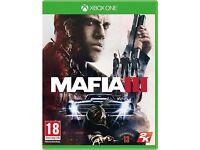 MAFIA 3 ON XBOX ONE BOXED LIKE NEW