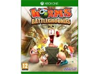 [XBOX ONE] WORMS BATTLEGROUNDS - GAME