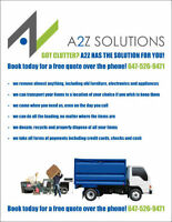 Small Moves and Waste Removal Services