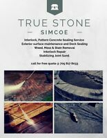 True Stone Cleaning Sealing and Repairs NON SLIP****