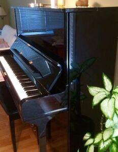 """Wurlitzer 52"""" upright grand piano"""