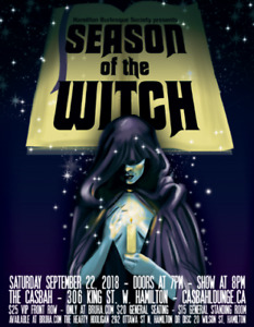 Show Tickets Season Of The Witch
