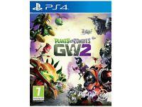 Plants vs Zombies: Garden Warfare 2 Gaming / Playstation4 Games